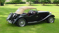 1953 MG TD Roadster 1250 CC, 4-Speed presented as lot F225 at Dallas, TX 2013 - thumbail image6
