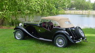 1953 MG TD Roadster 1250 CC, 4-Speed presented as lot F225 at Dallas, TX 2013 - thumbail image7
