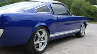 1965 Ford Mustang Resto Mod 302/460 HP, 6-Speed presented as lot F266 at Dallas, TX 2013 - thumbail image5