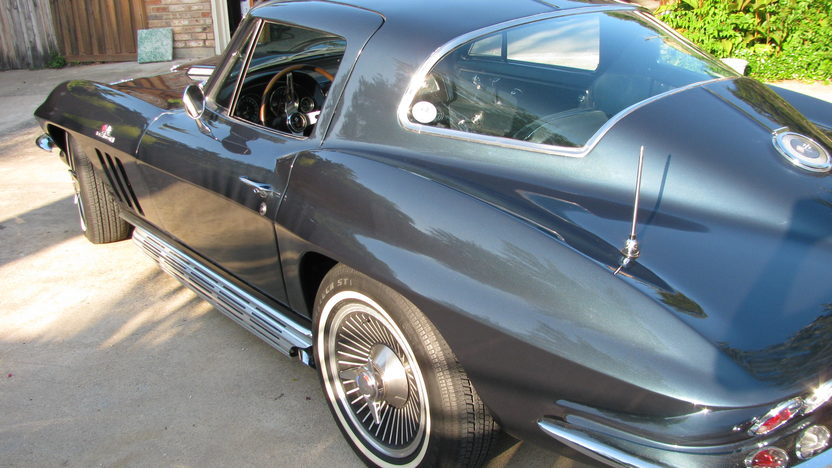 1966 Chevrolet Corvette Coupe 427/390 HP, 4-Speed presented as lot S48 at Dallas, TX 2013 - image2