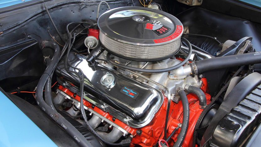 1966 Chevrolet Chevelle SS 396/375 HP, 4-Speed presented as lot S100 at Dallas, TX 2013 - image7
