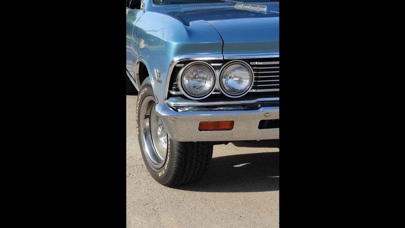 1966 Chevrolet Chevelle SS 396/375 HP, 4-Speed presented as lot S100 at Dallas, TX 2013 - image9