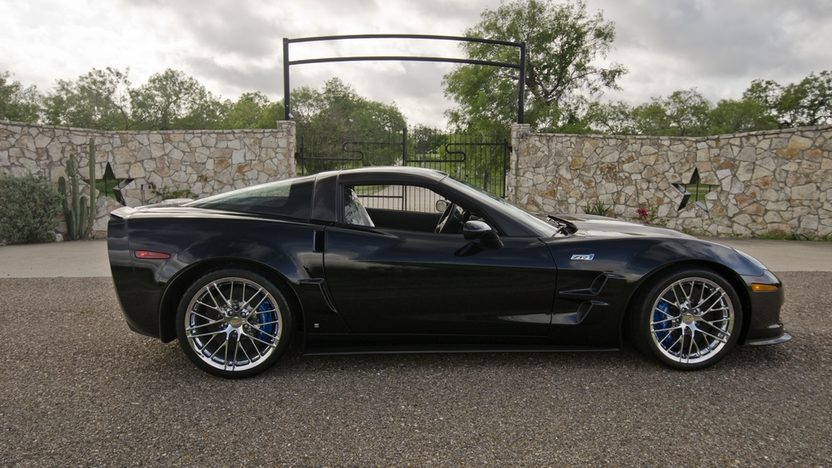2009 Chevrolet Corvette ZR1 LS9/638 HP, 6-Speed, Driven 6 Miles Since New presented as lot S103 at Dallas, TX 2013 - image11
