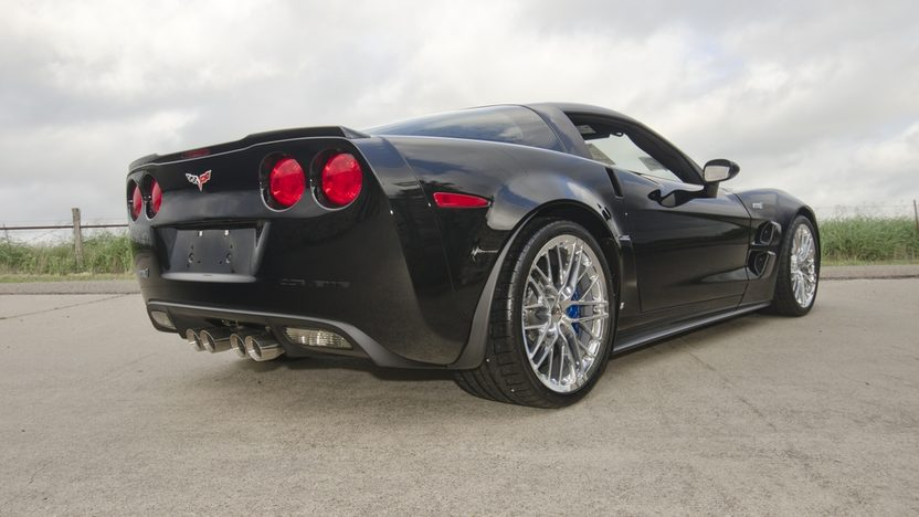 2009 Chevrolet Corvette ZR1 LS9/638 HP, 6-Speed, Driven 6 Miles Since New presented as lot S103 at Dallas, TX 2013 - image2
