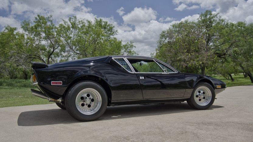 1972 Ford DeTomaso Pantera 351 CI, 5-Speed presented as lot S113 at Dallas, TX 2013 - image3