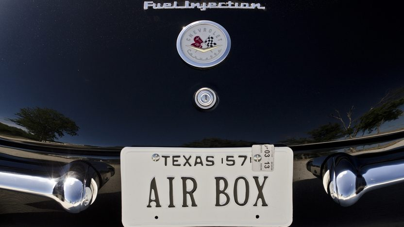 1957 Chevrolet Corvette Airbox 1 of 43 Airbox Corvettes Produced presented as lot S121 at Dallas, TX 2013 - image12