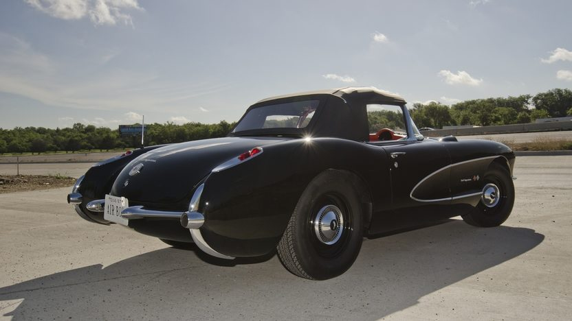 1957 Chevrolet Corvette Airbox 1 of 43 Airbox Corvettes Produced presented as lot S121 at Dallas, TX 2013 - image2