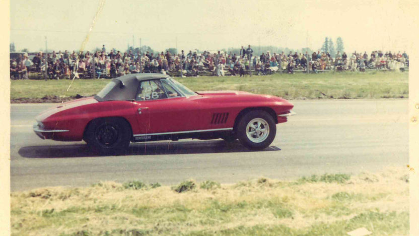 1967 Chevrolet Corvette L88 Convertible 1967 NHRA A/Sports Champion, Tank Sticker presented as lot S123 at Dallas, TX 2013 - image12