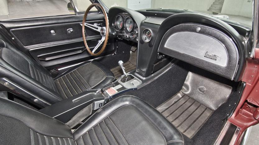 1967 Chevrolet Corvette L88 Convertible 1967 NHRA A/Sports Champion, Tank Sticker presented as lot S123 at Dallas, TX 2013 - image4