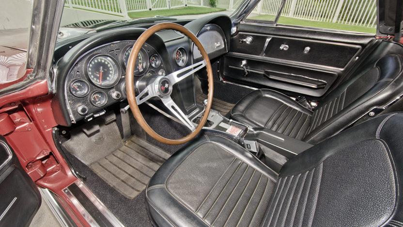 1967 Chevrolet Corvette L88 Convertible 1967 NHRA A/Sports Champion, Tank Sticker presented as lot S123 at Dallas, TX 2013 - image5