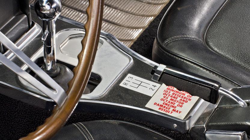 1967 Chevrolet Corvette L88 Convertible 1967 NHRA A/Sports Champion, Tank Sticker presented as lot S123 at Dallas, TX 2013 - image6