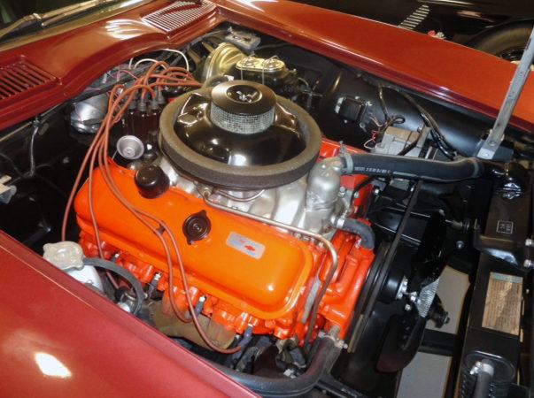 1967 Chevrolet Corvette L88 Convertible 1967 NHRA A/Sports Champion, Tank Sticker presented as lot S123 at Dallas, TX 2013 - image7