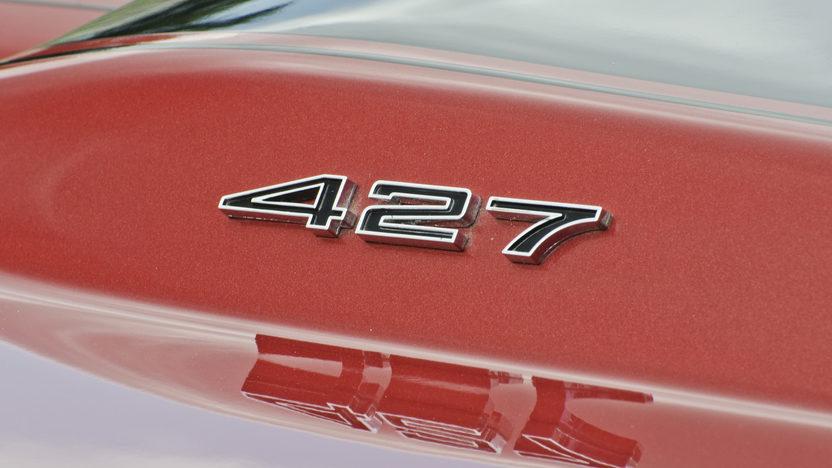 1967 Chevrolet Corvette L88 Convertible 1967 NHRA A/Sports Champion, Tank Sticker presented as lot S123 at Dallas, TX 2013 - image8