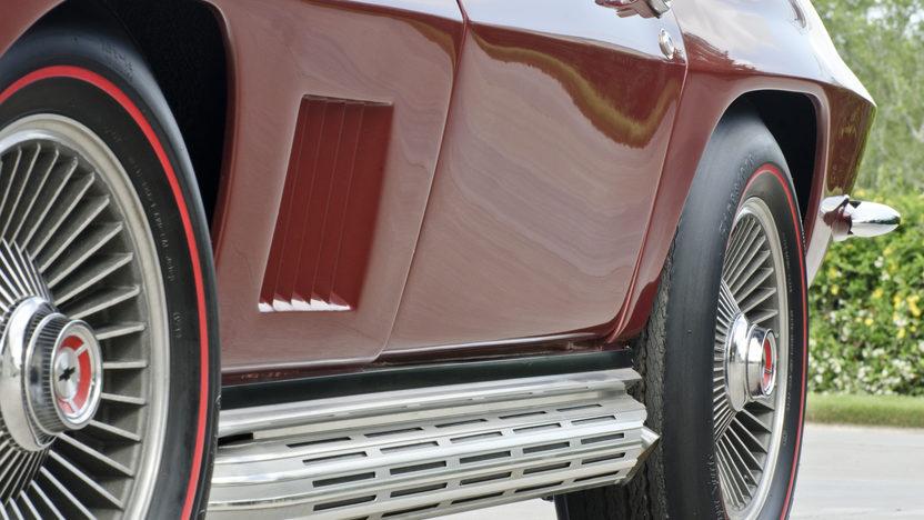 1967 Chevrolet Corvette L88 Convertible 1967 NHRA A/Sports Champion, Tank Sticker presented as lot S123 at Dallas, TX 2013 - image9