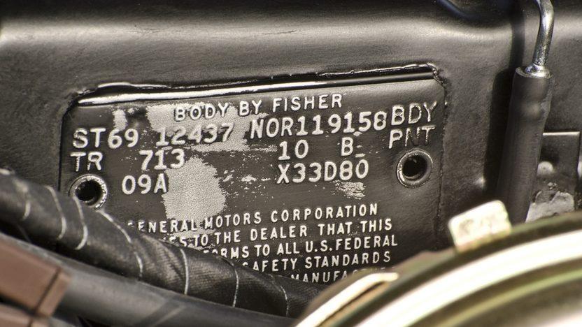 1969 Chevrolet Camaro RS Z28 JL8 4-Wheel Disc Brakes, Cross Ram Intake presented as lot S124 at Dallas, TX 2013 - image10