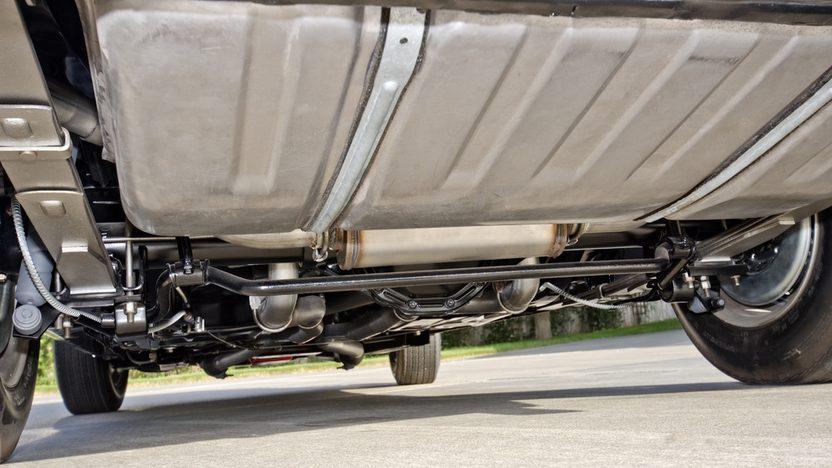 1969 Chevrolet Camaro RS Z28 JL8 4-Wheel Disc Brakes, Cross Ram Intake presented as lot S124 at Dallas, TX 2013 - image11