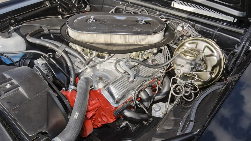 1969 Chevrolet Camaro RS Z28 JL8 4-Wheel Disc Brakes, Cross Ram Intake presented as lot S124 at Dallas, TX 2013 - image7