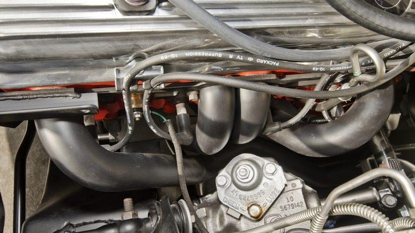 1969 Chevrolet Camaro RS Z28 JL8 4-Wheel Disc Brakes, Cross Ram Intake presented as lot S124 at Dallas, TX 2013 - image9