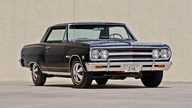 1965 Chevrolet Chevelle Z16 1 of 3 Known Factory Black/Black Z16s presented as lot S128 at Dallas, TX 2013 - thumbail image12