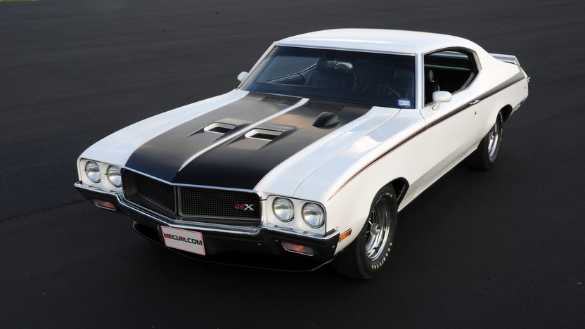 1970 Buick GSX 455 CI, 4-Speed presented as lot S147 at Dallas, TX 2013 - image10