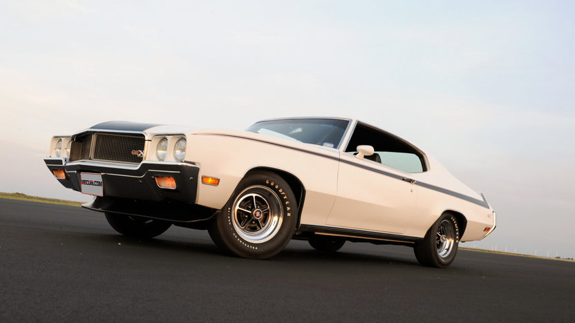 1970 Buick GSX 455 CI, 4-Speed presented as lot S147 at Dallas, TX 2013 - image11