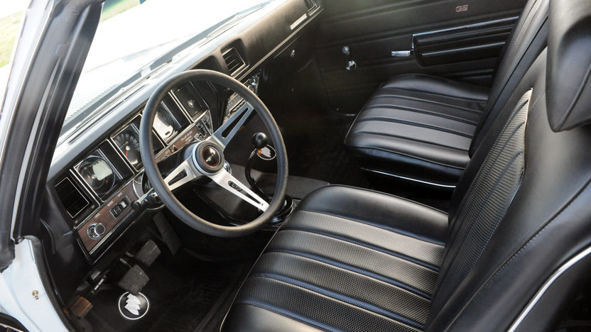 1970 Buick GSX 455 CI, 4-Speed presented as lot S147 at Dallas, TX 2013 - image3