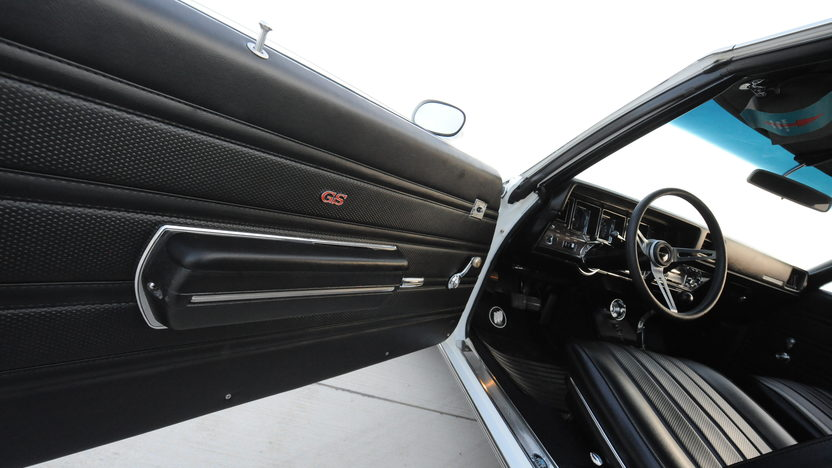 1970 Buick GSX 455 CI, 4-Speed presented as lot S147 at Dallas, TX 2013 - image9