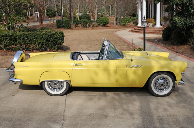1956 Ford Thunderbird One Owner for 50 Years presented as lot S63 at Dallas, TX 2013 - image2