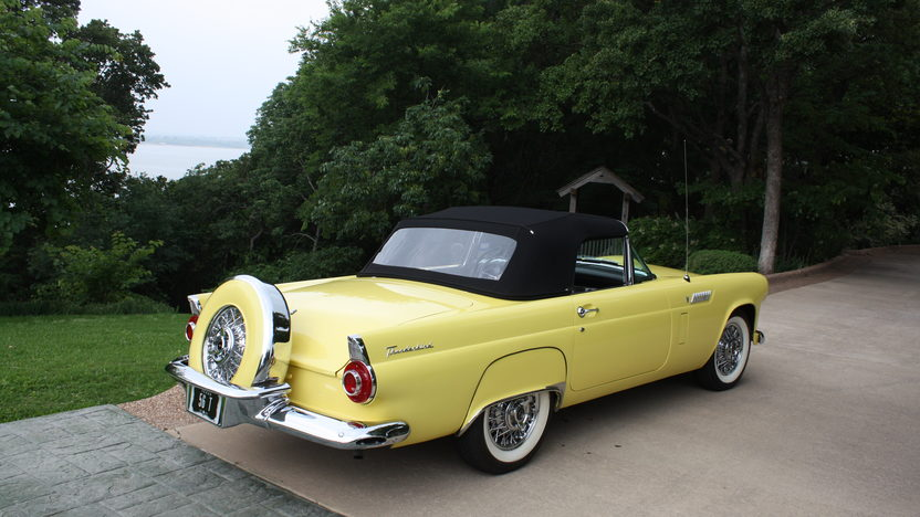 1956 Ford Thunderbird One Owner for 50 Years presented as lot S63 at Dallas, TX 2013 - image3