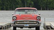 1957 Chevrolet Bel Air Hardtop presented as lot S157 at Dallas, TX 2013 - thumbail image8