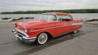 1957 Chevrolet Bel Air Hardtop presented as lot S157 at Dallas, TX 2013 - thumbail image9