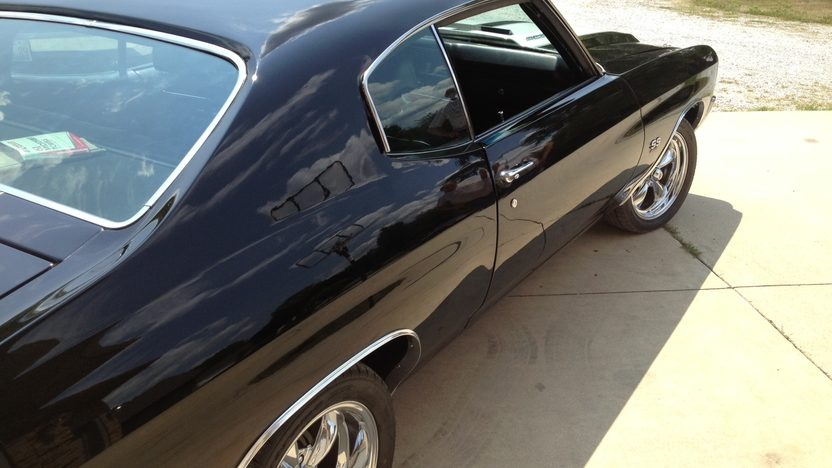 1970 Chevrolet Chevelle SS presented as lot S177 at Dallas, TX 2013 - image7