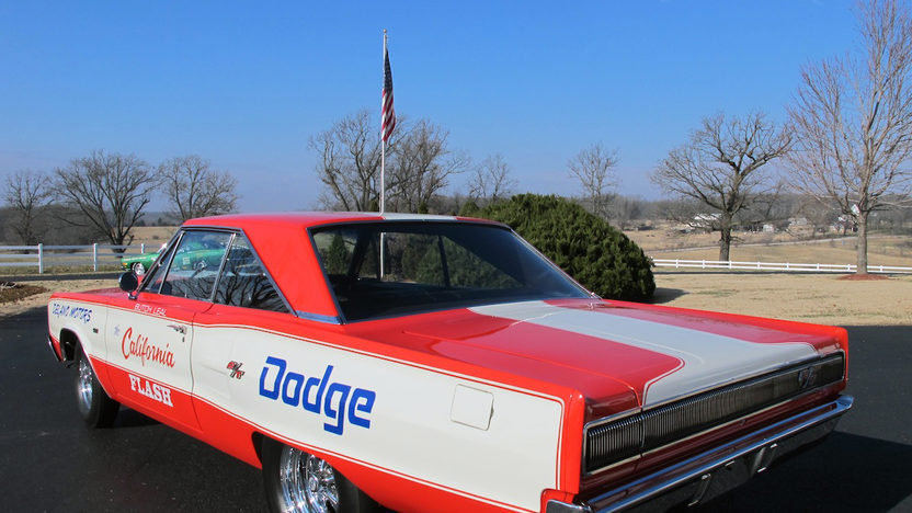 1967 Dodge Coronet Super Stock Butch Leal California Flash presented as lot S218 at Dallas, TX 2013 - image3
