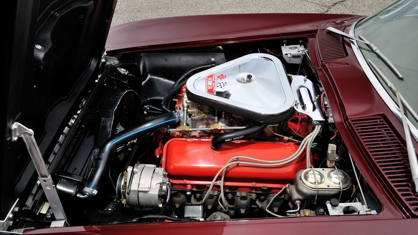 1967 Chevrolet Corvette Convertible 427/400 HP, 4-Speed presented as lot S141.1 at Dallas, TX 2013 - image7