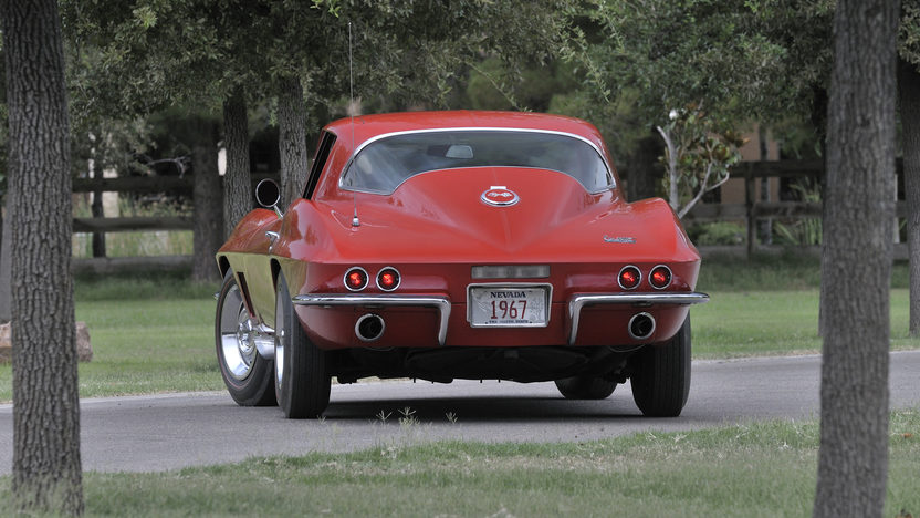 1967 Chevrolet Corvette Coupe 427/435 HP, Bloomington Gold Benchmark presented as lot S204.1 at Dallas, TX 2013 - image10