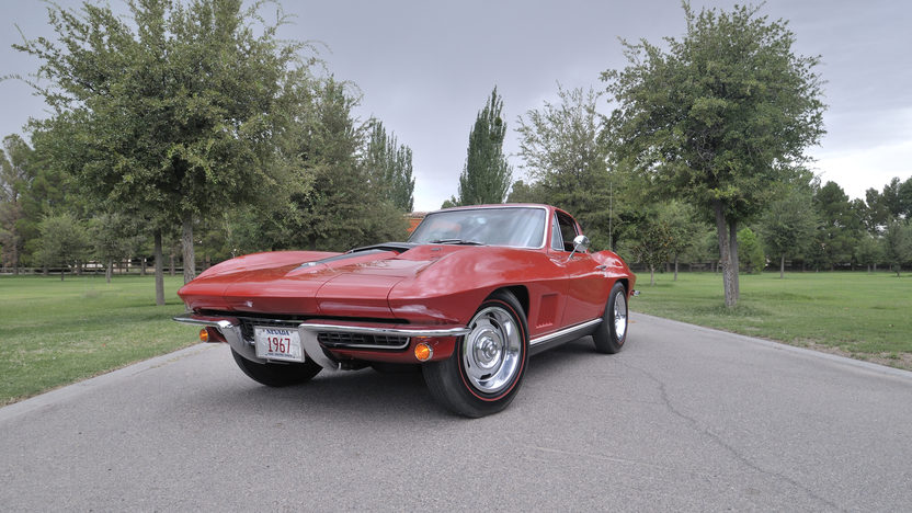 1967 Chevrolet Corvette Coupe 427/435 HP, Bloomington Gold Benchmark presented as lot S204.1 at Dallas, TX 2013 - image11