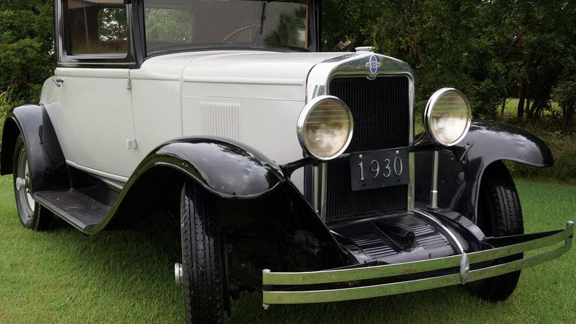 1930 chevrolet 3 window coupe mecum dallas 2013 w261 for 1930 pontiac 3 window coupe