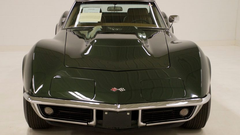 1969 Chevrolet Corvette L88 Coupe The Last Documented L88 Produced presented as lot S130.1 at Dallas, TX 2013 - image12