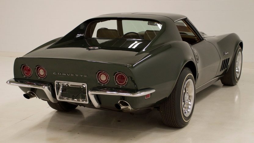1969 Chevrolet Corvette L88 Coupe The Last Documented L88 Produced presented as lot S130.1 at Dallas, TX 2013 - image3