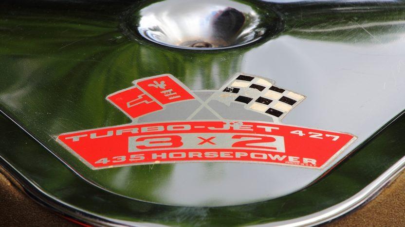1967 Chevrolet Corvette Convertible 427/435 HP, Bloomington Gold Benchmark presented as lot S136.1 at Dallas, TX 2014 - image10