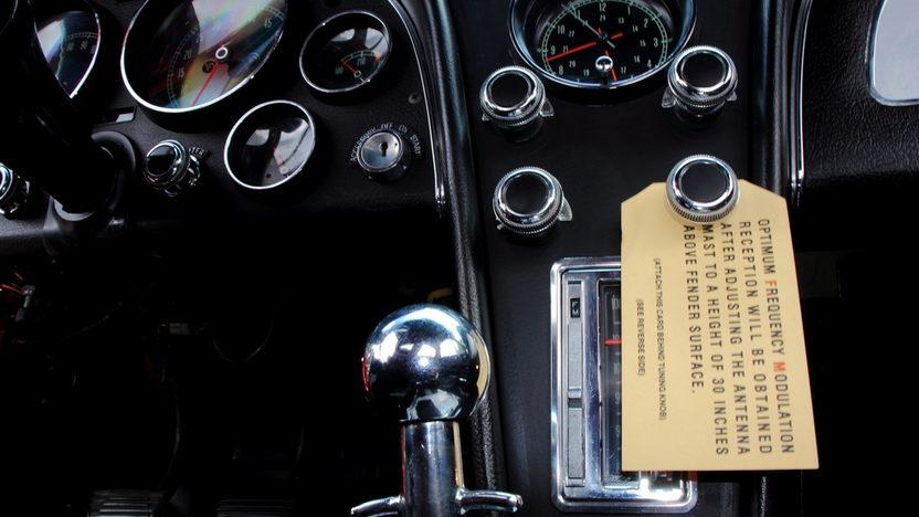 1967 Chevrolet Corvette Convertible 427/435 HP, Bloomington Gold Benchmark presented as lot S136.1 at Dallas, TX 2014 - image11