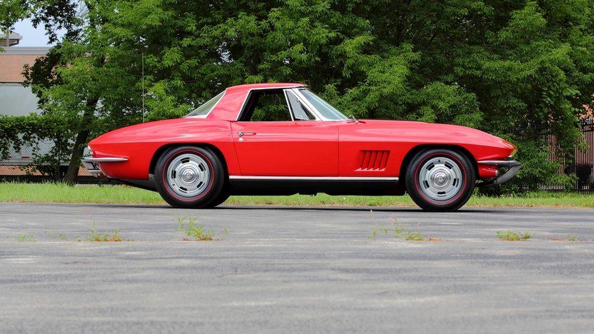 1967 Chevrolet Corvette Convertible 427/435 HP, Bloomington Gold Benchmark presented as lot S136.1 at Dallas, TX 2014 - image2