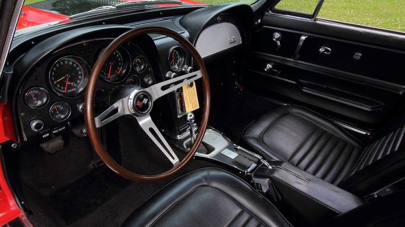 1967 Chevrolet Corvette Convertible 427/435 HP, Bloomington Gold Benchmark presented as lot S136.1 at Dallas, TX 2014 - image4