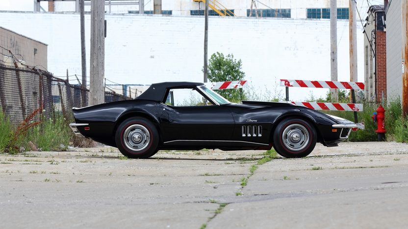 1969 Chevrolet Corvette L88 Convertible Ordered New by Tony DeLorenzo presented as lot S108.1 at Dallas, TX 2014 - image2