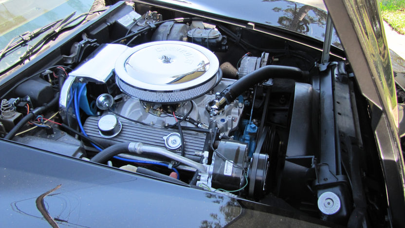 1977 Chevrolet Corvette Coupe Mecum Dallas 2015 W77
