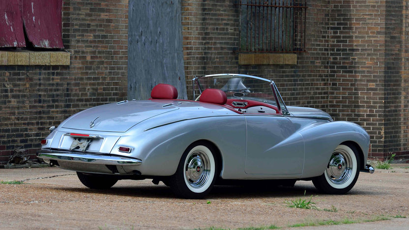 1954 sunbeam alpine roadster