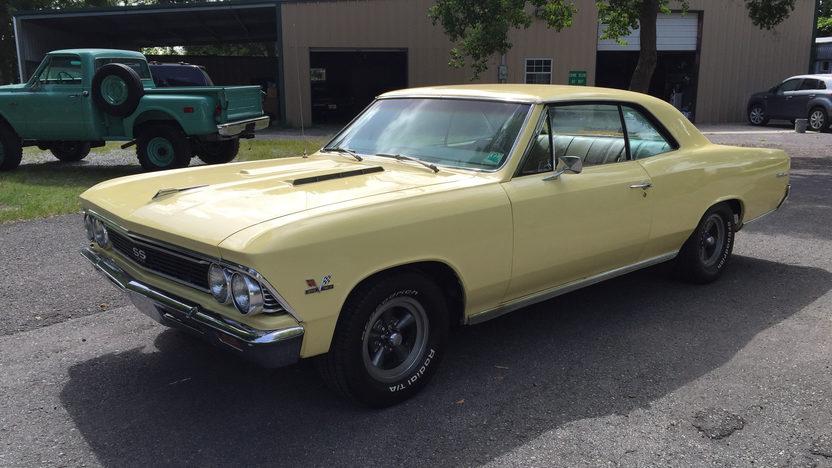 1966 Chevrolet Chevelle Ss 396 375 Hp 4 Speed Mecum