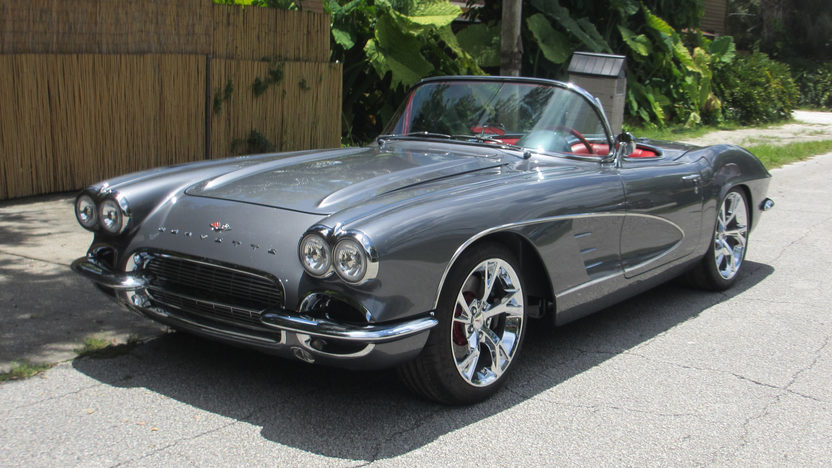 1961 Chevy Corvette Restomod Ebay Html Autos Weblog