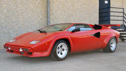1985 Lamborghini Countach 5000S