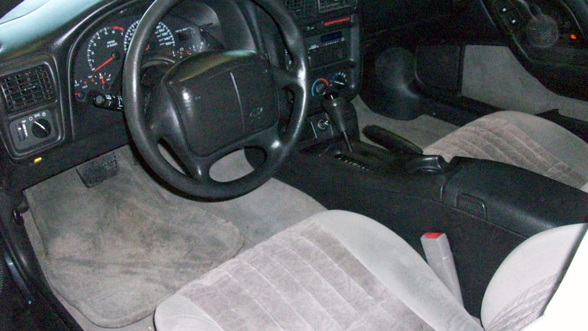 2002 Chevrolet Camaro Police Car presented as lot F162 at Dallas, TX 2011 - image3